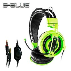 E-Blue Cobra Headset Green